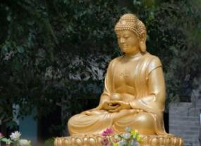Phật mạ vàng