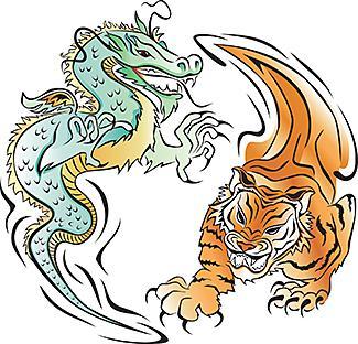 Hổ và Rồng