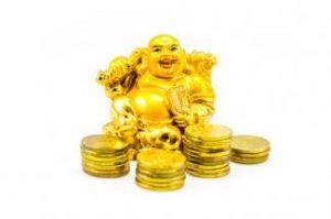 Phật với tiền