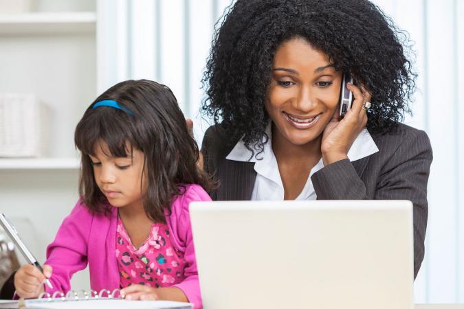 cân bằng giữa công việc và cuộc sống gia đình