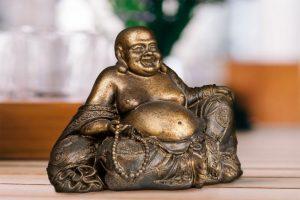 Phật cười