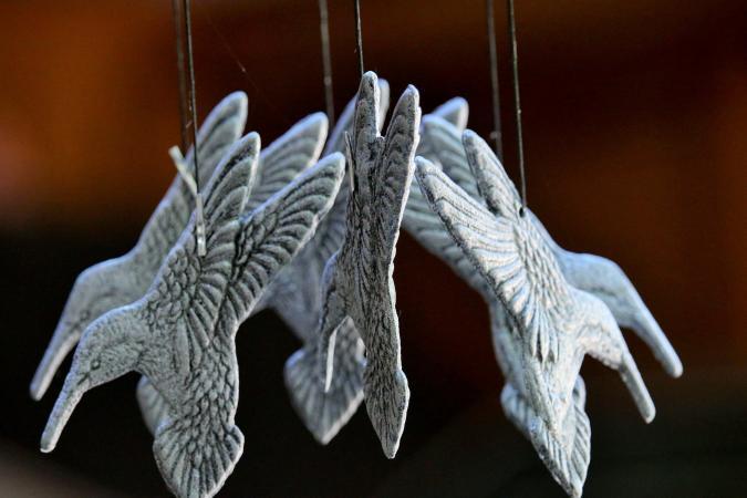 Chuông gió Hummingbird
