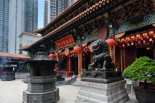 Đền Wong Tai Sin