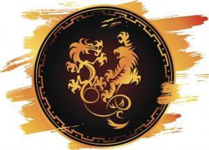 Hổ và rồng âm dương