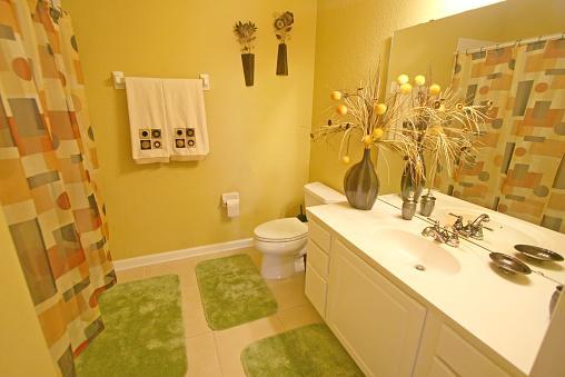 Màu sắc phòng tắm Element Element