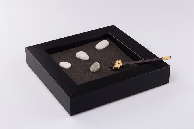 Bàn gỗ zen