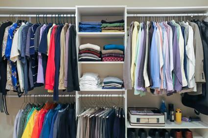 Kệ tủ quần áo