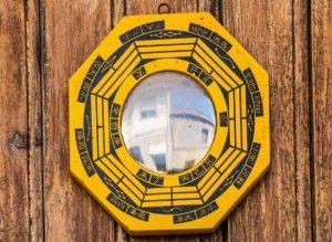 Gương phong thủy Bagua