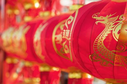Đèn lồng đỏ lễ hội Trung Quốc