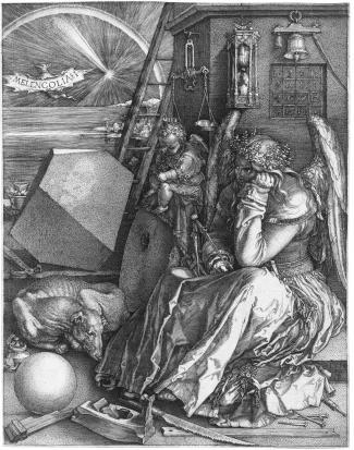 Dürer Melancholia I