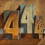 con số 4