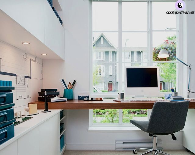 Vị trí cửa sổ và bàn