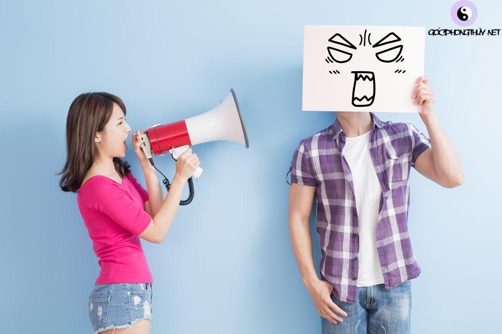 cách hóa giải vợ chồng xung khắc