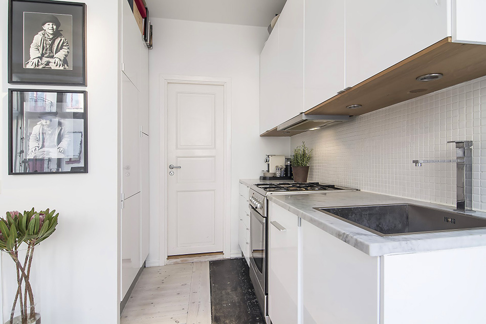 Ngôi nhà nhỏ đầy tiện nghi theo phong cách Bắc Âu