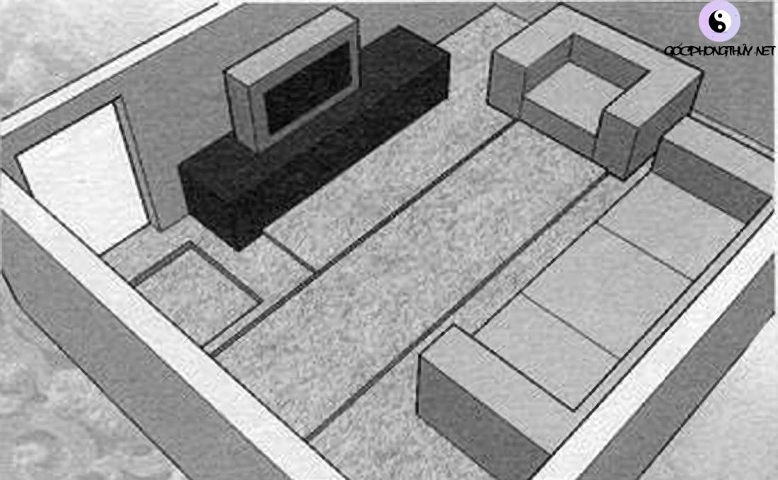 sàn nhà không bằng phẳng