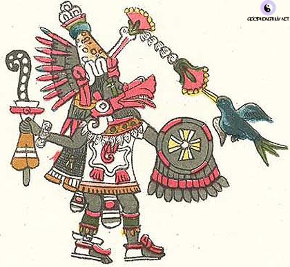van minh Aztec