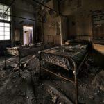 căn phòng ma ám phong thủy xấu