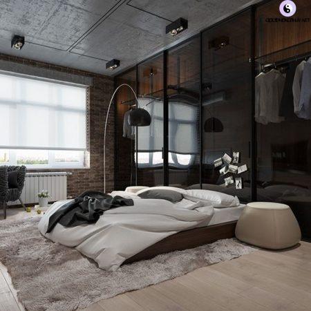 phòng ngủ phong thủy xấu