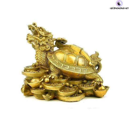 rùa-đầu-rồng-phong-thủy