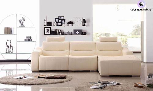 bố trí ghế sofa