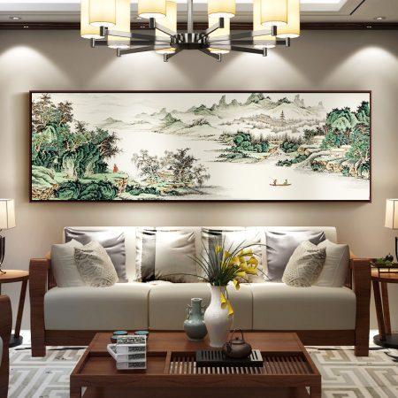 Tranh Phong Thuy (2)