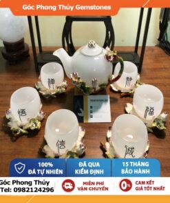 Bo Am Chen Bach Ngọc