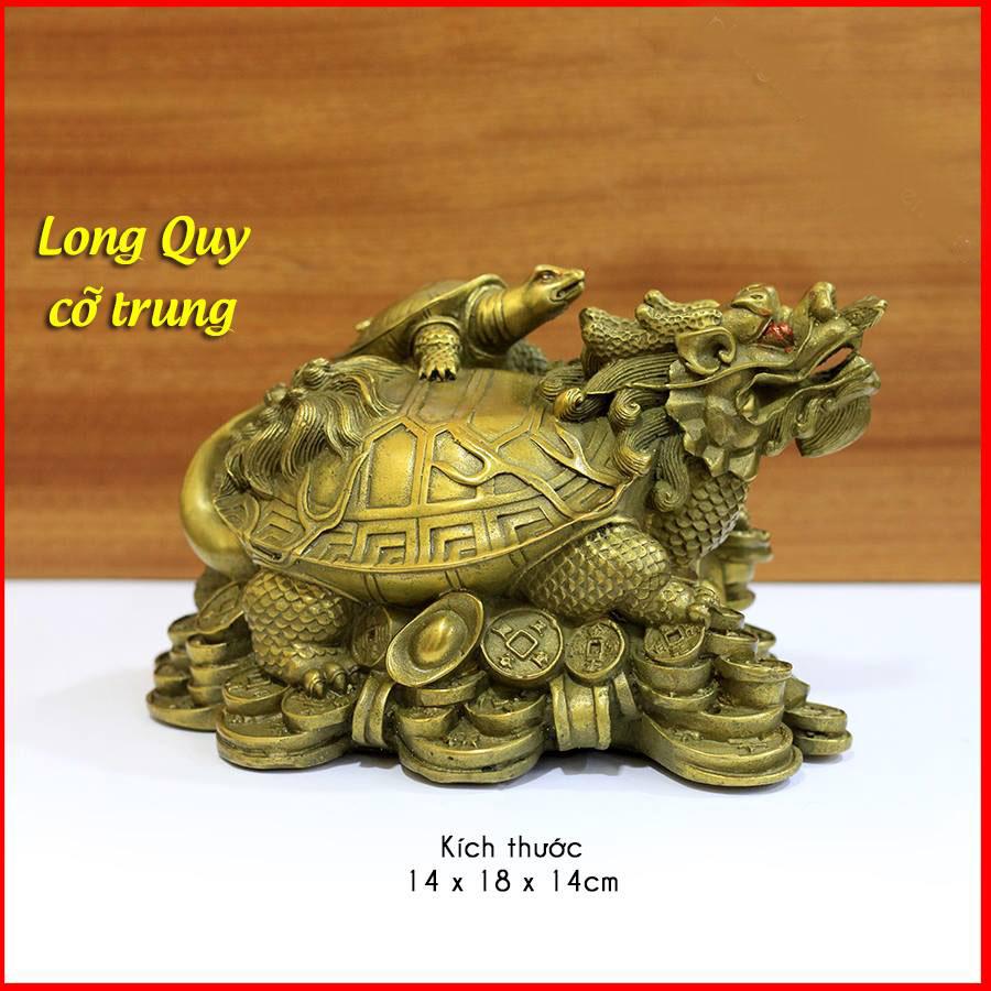 Mua tượng rùa đầu rồng ở đâu ? Tượng Long Quy Phong Thủy