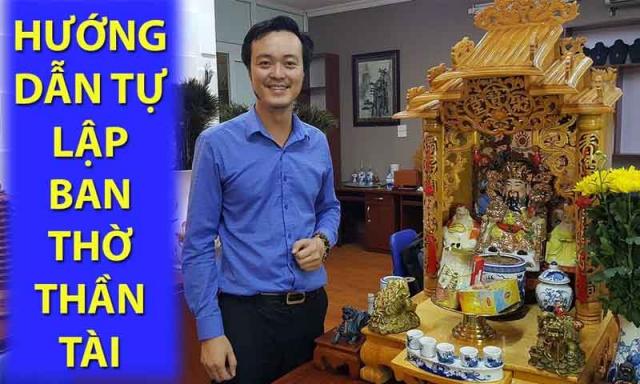 huong dan tu lap ban tho than tai chuan chinh
