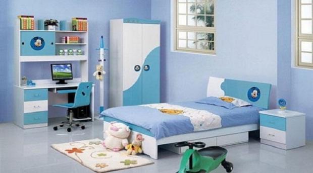 Phong thủy phòng ngủ cho trẻ em như thế nào là đúng ?