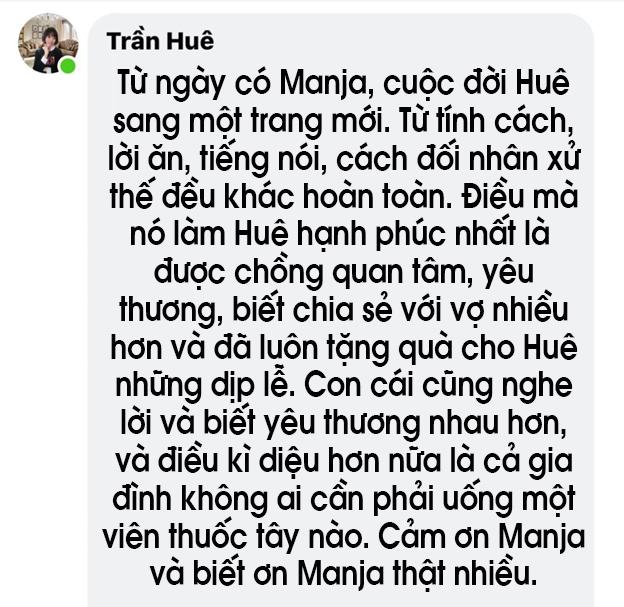 Tran Hue Feedback
