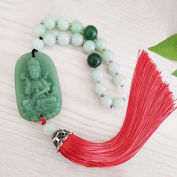 Ngọc Bội Hình Phật Bản Mệnh