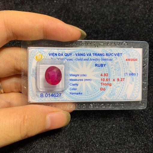 Mat Nhan Da Quy Ruby Kiem Dinh Tu Nhien Mai Giac 492ct (1)