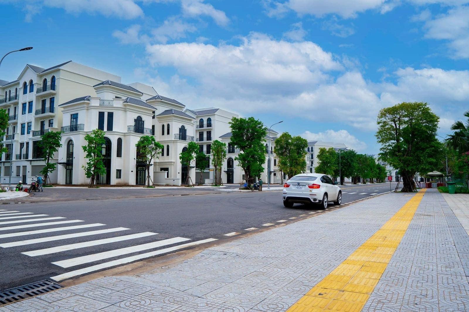 Vinhomes Grand Park được thụ hưởng cơ sở hạ tầng giao thông mở rộng của khu vực quận 9