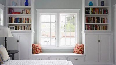 cửa sổ phòng ngủ