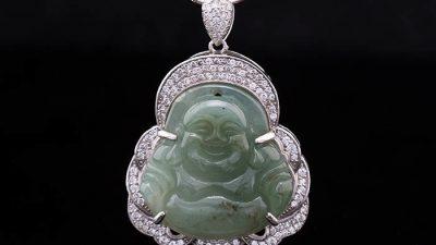 dây chuyền Phật Di Lặc